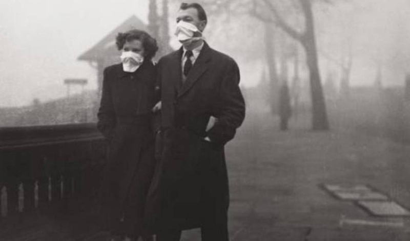 12 000 смертей Первые исследования показали, что в 1953 году погибло около 8 000 лондонцев. Более поздние и более глубокие научные работы выявили другую цифру: всего за полгода после ужасного события в небытие отправились целых двенадцать тысяч человек. Многие смерти были вызваны инфекциями дыхательных путей — человек умирал ужасной, мучительной смертью. Его легкие сочились гноем и кровью.