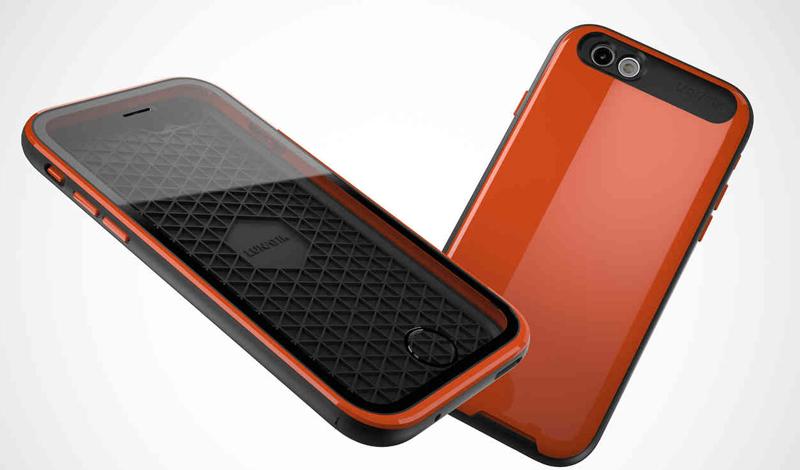 Lunatik Aquatik Модель: iPhone 6Стоимость: 6 000 р. Еще один подарок для тех, кто следит не только за безопасностью, но и за стилем. Чехол от Lunatik, несмотря на легкомысленную расцветку, является вполне серьезным протектором. Дисплей, будто забралом, прикрывается стеклом Corning Gorilla Glass, порты закрыты силиконовыми заглушками, а специальные поликарбонатные грани защищают бока смартфона. В этом скафандре можно отправлять девайс на глубину до двух метров. Главное, не забыть его достать через час.