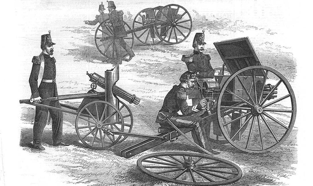 Закрытие проекта Перемирие, заключенное с Пруссией в мае 1871 года, стало концом не только войны, но и этого перспективного оружия. Митральезы еще пытались использовать парижане, но единственное на что она сгодилась был печальный расстрел коммунаров при подавлении Парижской Комунны — огонь велся почти вплотную. Небольшое количество митральез решила закупить Германия, чтобы разработать на ее основе свой собственный пулемет.