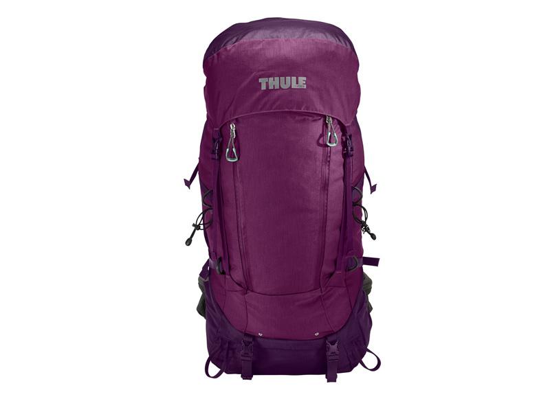 Походный рюкзак Thule Новые модели туристических рюкзаков Thule Capstone и Thule Guidepost предназначены для тех, кто не мыслит жизни без путешествий. Рюкзаки оснащены подвесной системой TransHub, которая представляет собой интегрированную алюминиевую опору со стальной пружинной рамой. Она позволяет перенести до 80% веса рюкзака на самую сильную часть человеческого тела — ноги, что особенно важно при длительных походах с тяжелым рюкзаком. Съемный поясной ремень в модели Thule Guidepost подвижен и следует за движениями бедер, помогая переносить вес с одного рабочего бедра на другое, что особенно актуально при движении по пересеченной местности.