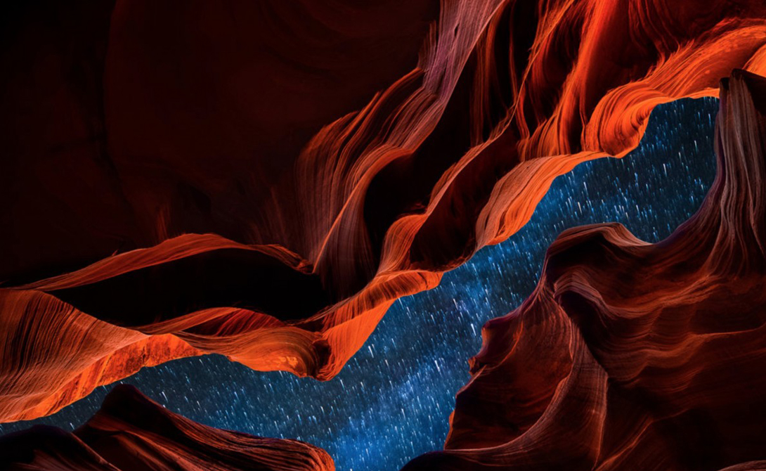 Каньон Антилопы США Эрозия превратила Каньон Антилопы в настоящий памятник естественной архитектуры планеты. Дождевая вода ежегодно размывает песчаник, создавая смесь воды и песка — идеальный инструмент, шлифующий стены каньона до зеркального блеска.