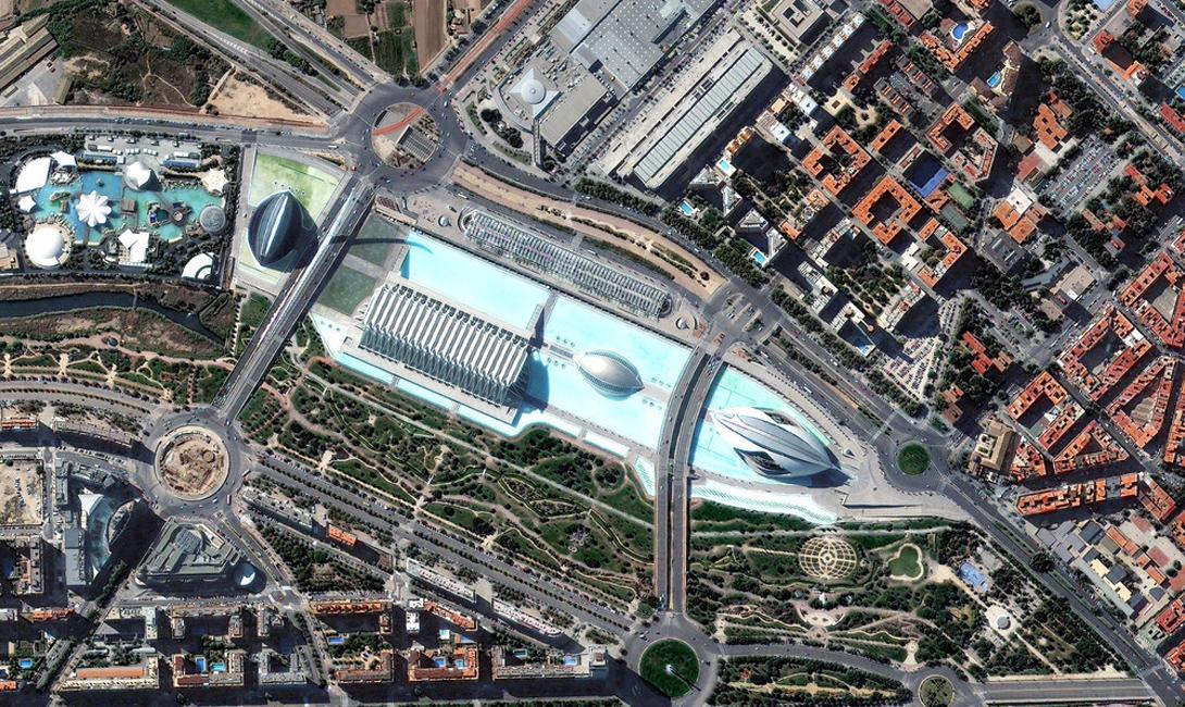 Валенсия, Испания Модель пойманного Лемюэля Гулливвера