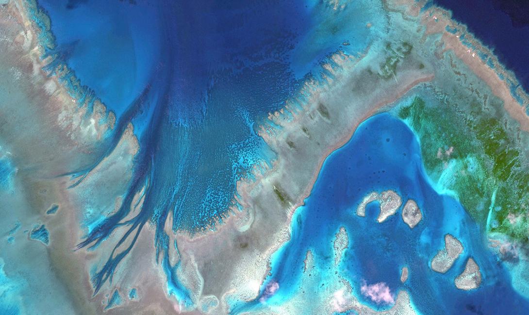 Австралия Великий Барьерный риф