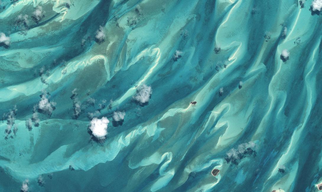 Багамские острова Во власти океана