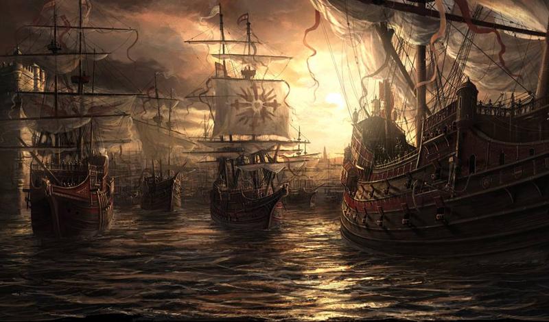 Испанское проклятье 1558 год Но у японцев не было никакой монополии на причуды природы. В 1558 году ветер разметал Непобедимую Армаду Филлипа II, отправившегося покорять протестанскую Англию. Если бы не поднявшийся шторм, наша цивилизация могла бы выглядеть иначе.