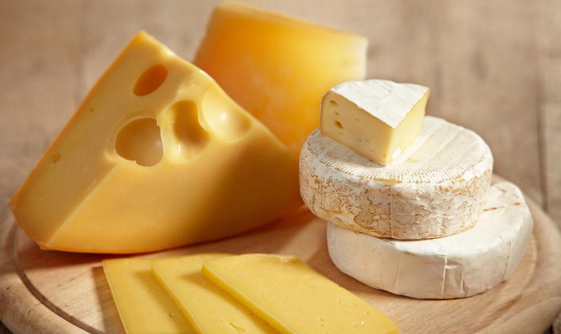 Сыр Комнатная температура: 2 неделиВ холодильнике: 3-4 месяца