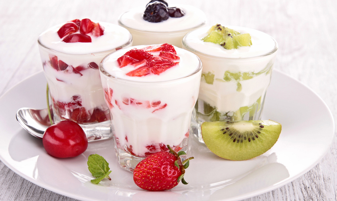 Йогурт Закрытая упаковка: до 2-х недельОткрытая упаковка: 7 дней