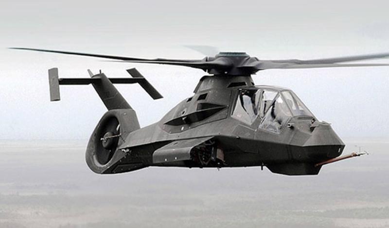 Стелс-вертолет Модель RAH-66 Comanche должна была стать главным вертолетом XXI века. Новейшие технологии позволяли машине оставаться практически невидимой для радаров противника, однако, слишком высокая стоимость подвела и этот проект. Тем не менее, в 2011 году налет отряда ВМС SEAL на базу Усамы бен Ладена был совершен именно на таких вертолетах. Так что, судя по всему, аналогичная техника присутствует, по крайней мере, в войсках специального назначения США.