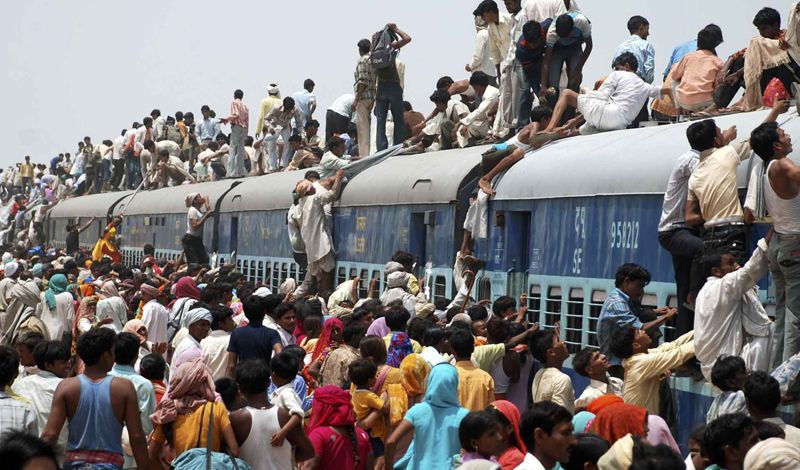 essay on is over population a burden on country