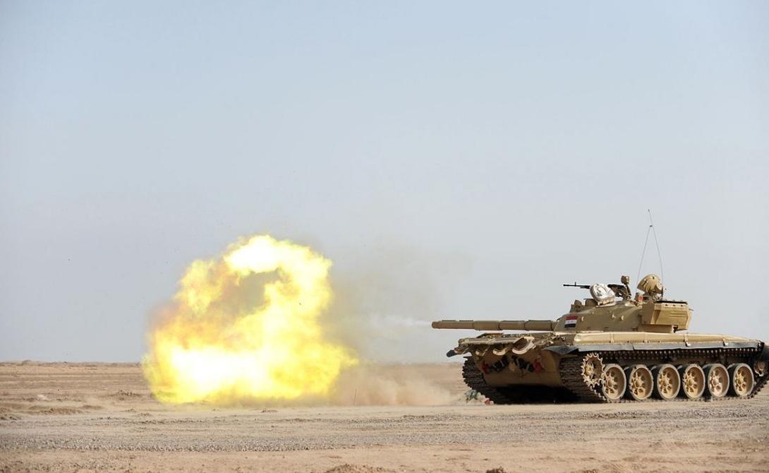 ТанкТ-72 Боевики владеют десятью танками Т-72. Инсайдеры утверждают, что все машины на ходу, однако, в бою еще не появилась ни одна.