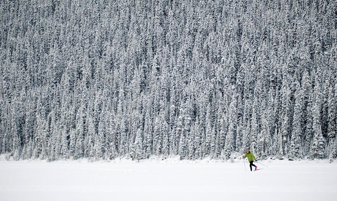 Озеро Луиза Канада Как и большинство других ледниковых водоемов, озеро Луиза окружено труднопроходимыми горами. Его воды чисты и прозрачны, зимой же озеро превращается в один огромный каток: сотни тысяч людей посещают эту площадку каждый год, чтобы побегать на лыжах, покататься на коньках и даже устроить соревнования по гонкам на собачьих упряжках.