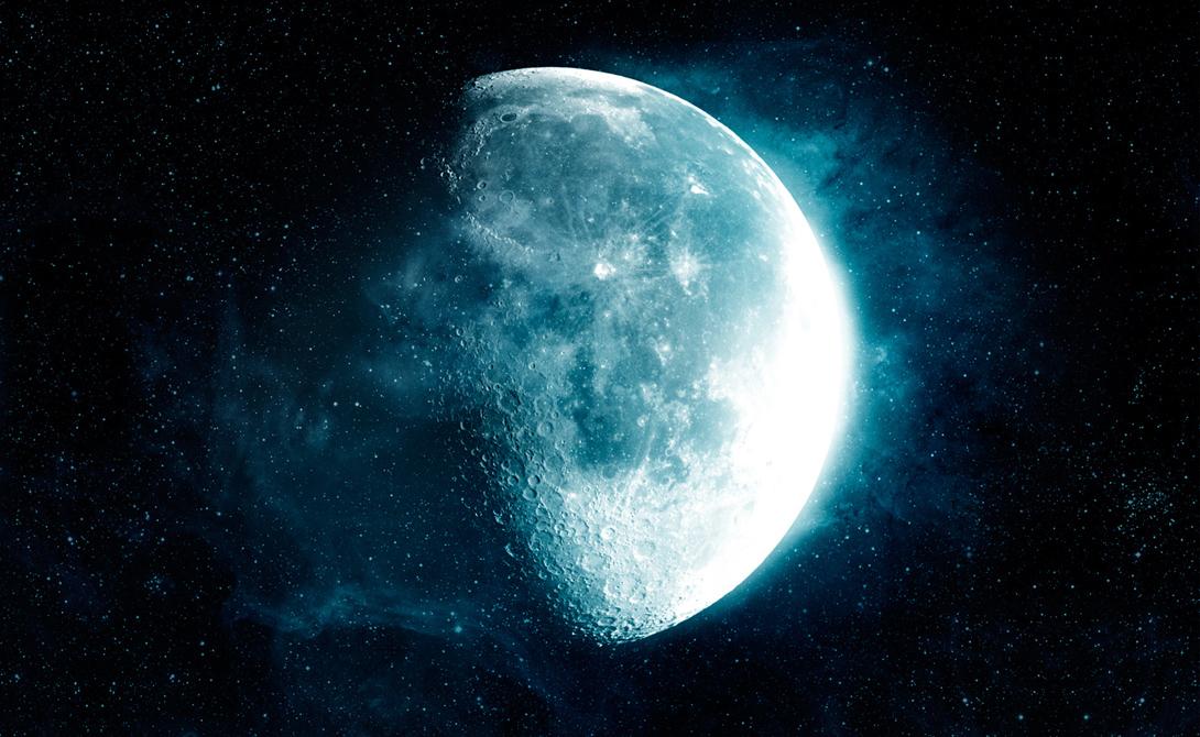 Луна Время жизни: до нескольких суток Единственная планета, на которой был человек. Луна вполне гостеприимна, если сравнивать ее с другими планетами. Здесь, правда, нет ни атмосферы, ни магнитного поля, а значит — радиация очень высока. Тем не менее, космонавт в скафандре способен выжить на ее поверхности до нескольких суток.