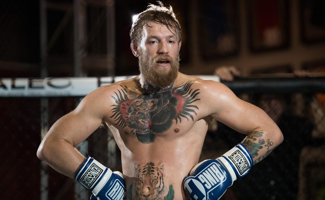 Ирландцы — не самый сдержанный на свете народ. В перерывах между боями и тренировками, Макгрегор оттачивал свое мастерство публичного унижения оппонента. Его дерзкие высказывания стали костью в горле большинству участников UFC: какого черта себе позволяет этот выскочка!