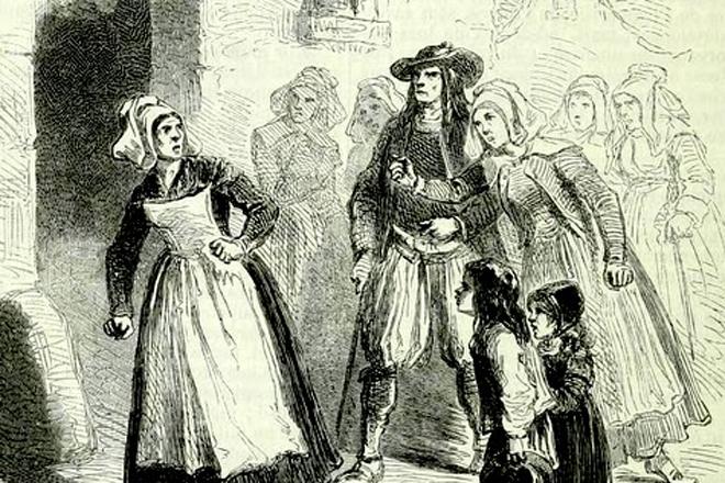 Элен Джегадо Количество убийств: 23 Джегадо была французской горничной, сумевшей за 18 лет убить 23 человек. Обыкновенный мышьяк девушка добавляла в праздничные блюда, а затем уходила работать к другой семье. Мэтр Гильотен лично приложил руку к казни этой услужливой девушки.