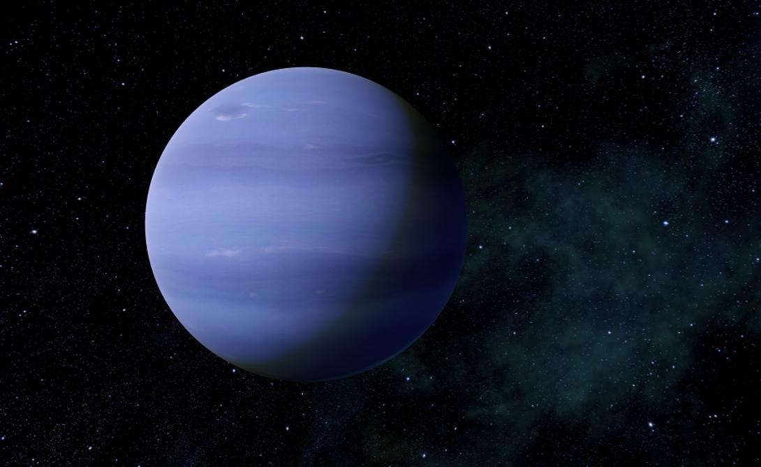 Нептун Время жизни: 0,05 секунды На этом гиганте, чей состав атмосферы очень схож с Ураном, дуют самые сильные ветры в солнечной системе. Они достигают 2 300 метров в секунду, что, конечно же, для человека смертельно опасно.