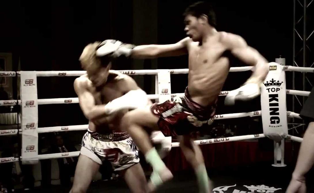 Муай-тай Если выбирать стиль, который задействует нижнюю часть тела — не сомневайтесь. Тайский бокс вытащит вас (если тренировок прогуливать не будете) практически из любой сложной ситуации. Ноги, руки, колени, локти: противник уж точно не ожидает такого града ударов.