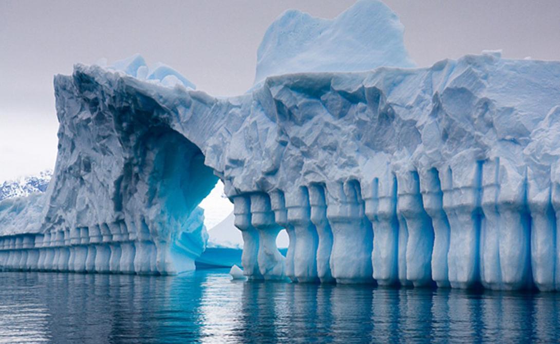У Антарктиды есть собственный домен первого уровня. Местные сайты заканчиваются на .aq