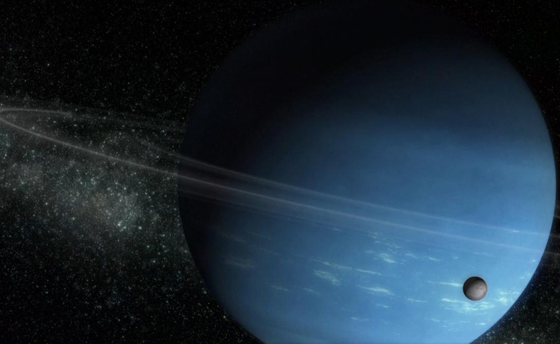 Уран Время жизни: 0,001 секунды Уран окутывает оболочка, состоящая из горячей и плотной жидкости, смеси воды, аммиака и метана. Собственно, человек даже не успеет приземлиться сюда, а практически моментально растворится без следа.