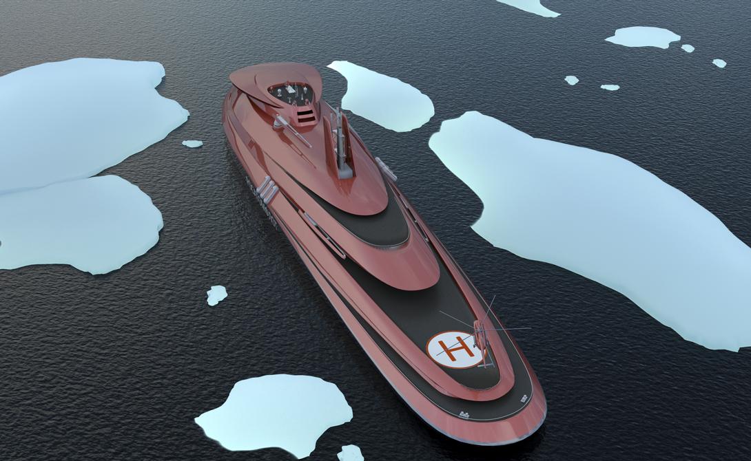 К 2020 году российский ледокольный флот должен пополниться сразу тремяновыми атомными ледоколами – спуск на воду первого из них запланирован на ближайшее время.