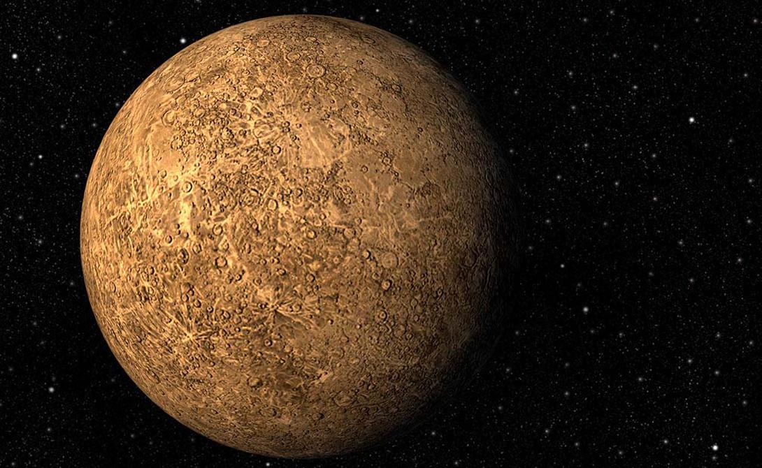 Меркурий Время жизни: 0,001 секунда Температура на планете колеблется от −180 до +430°C: человек (в скафандре, или без оного) тут либо сгорит заживо, либо замерзнет до смерти. Но, чисто теоретически, базу построить на этой планете все же реально — на полюсах, в области вечной ночи. Кроме того, если прорыть туннели внутри Меркурия, то поверхность будет защищать человека от радиации. Теоретически.