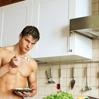 Еда в спорте: от чего зависит красота тела