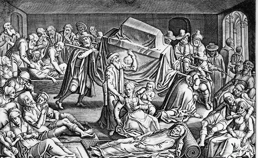 Бубонная чума Да, эта ужасная болезнь косила человечество еще в средние века — но это не значит, что можно не опасаться ее сегодня. Такие болезни не уходят бесследно, они просто временно скрываются за кулисами, готовые в любой момент устроить новую пляску смерти. И, не пугайтесь, но чума вернулась уже сейчас. В прошлом году на Мадагаскаре погибло более тысячи человек — заразу, как и в далеком прошлом, переносят крысы.