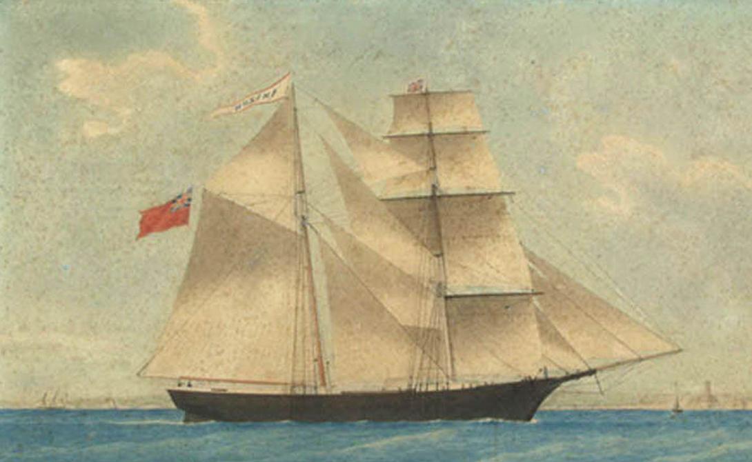 Мария Селеста Пожалуй, одно из самых известных судов-призраков. Эта бригантина, водоизмещением 282 тонны и длинной в 31 метр, изначально носила прозвище «Амазонка» и считалась проклятой с того самого дня, как ее первый капитан выпал за борт, причем во время первого же плавания. Судно сменило название, но не судьбу: новоявленная «Мария Селеста» пропала на океанских просторах в 1872 году. Спустя месяц бригантину обнаружили: вещи матросов на своих местах, детские игрушки на полу, груз спирта в трюме.Надо ли говорить, что никого из членов экипажа на борту не было? До сих пор ни одна из версий пропажи людей в полной мере не объясняет случившегося.Ни одна, кроме паранормальной.