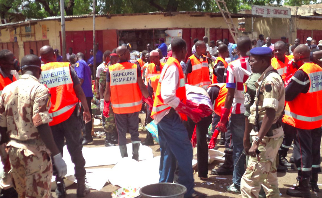 Нджамена Чад Здесь поработали представители одной из самых мерзких исламистских группировок мира — «Боко Харам».