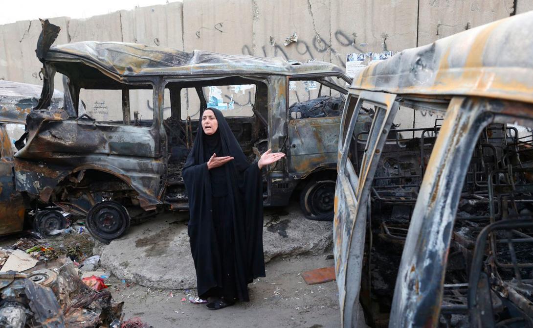 Багдад Ирак Несколько войн и постоянные партизанские столкновения превратили прекраснейший Багдад в развалины. Здесь, по-прежнему, велика угроза со стороны ИГИЛ (террористической группировки, запрещенной на территории РФ).