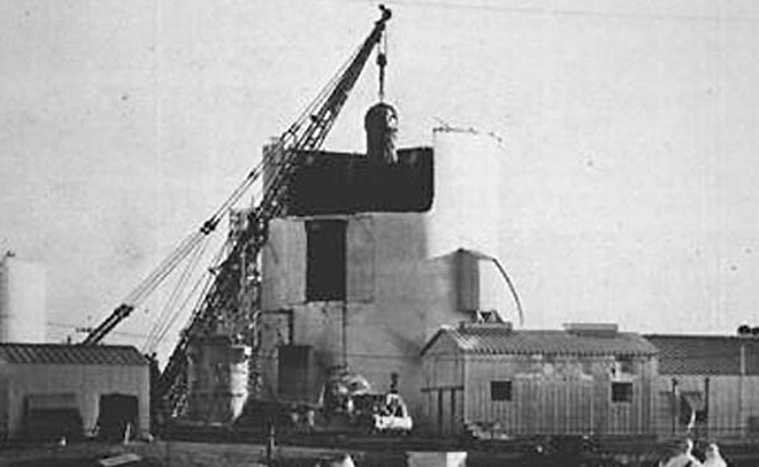 SL-1 США В штате Айдахо был оборудован один из немногих ядерных реакторов страны. 3 января 1961 года реактор взорвался, унеся жизни пяти рабочих. Оперативные действия властей позволили максимально снизить выброс ядерных отходов в атмосферу, мирное население не пострадало. Сама ситуация долгое время не подлежала разглашению –об инциденте стало известно сравнительно недавно.