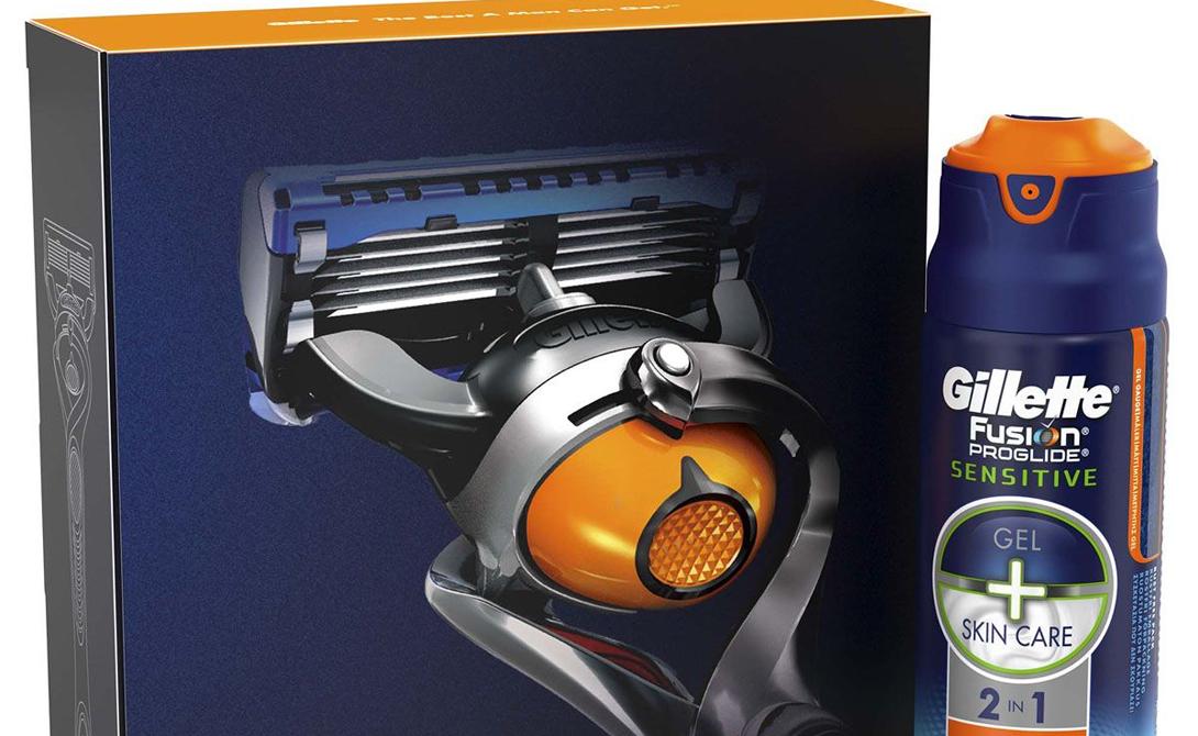 Gillette Fusion ProGlide Sensitive Проблемы с кожей после бритья — раздражают. Меньше всего хочется тратить время на различные специализированные крема и прочую ерунду: побрился и пошел заниматься своими делами. Именно этой концепции отвечает новый Gillette Fusion ProGlide Sensitive, гель для бритья, обеспечивающий прекрасный уход за кожей.