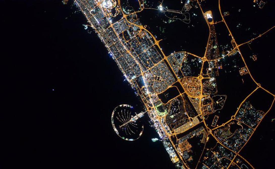 Дубай — ошеломляющий, как всегда.