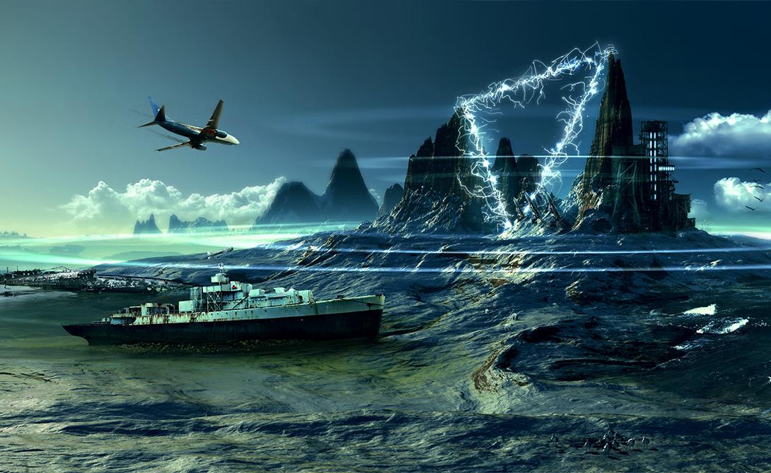 Практические изыскания полностью соответствовали теоретическим обоснованиям. Попав в середину метанового пузыря, судно шло ко дну моментально. Но уже небольшой сдвиг в сторону опасность нивелировал — корабль в 10 из 10 испытаний свою плавучесть не терял.