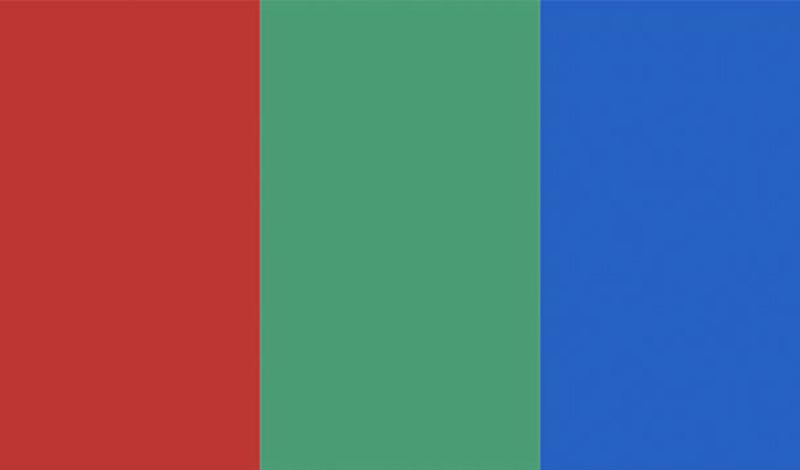 Вообще-то, у Марса есть флаг. Его разработал один инженер NASA.