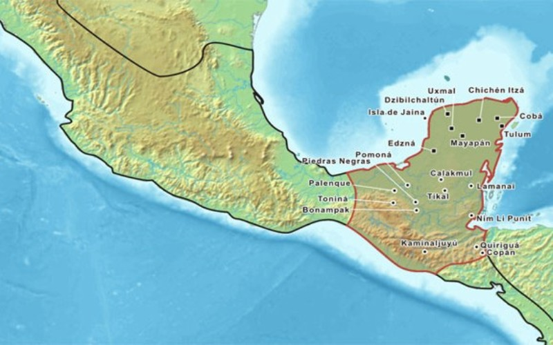 Попоследним подсчетам, около семи миллионов потомков тех самых майя по-прежнему живут на полуострове Юкатан.