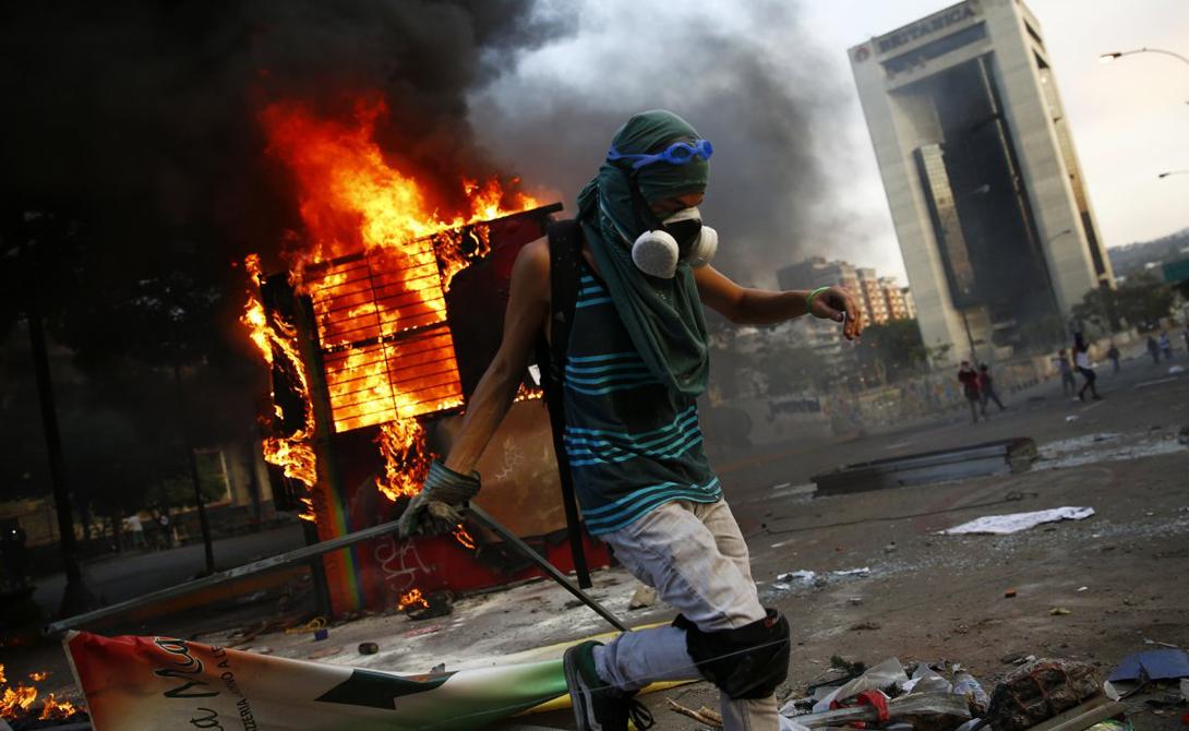 Даже вечеринки в Каракасе особенные. Так называемые «Чанга туки» проходят в дневное время, поскольку ночью слишком опасно даже выходить на улицу.