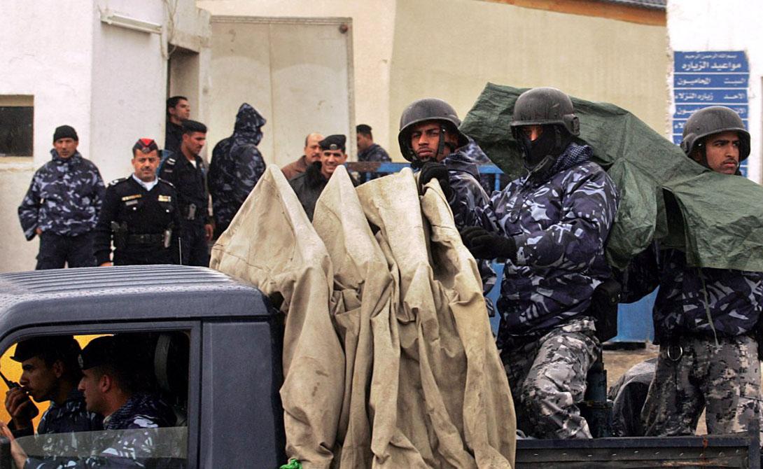 Солдаты этого подразделения часто используются для внезапных атак террористических группировок. Именно иорданский спецназ несет ответственность за безвременную кончину одного из главных лидеров Аль-Каиды, Абу Мусаб аз-Заркави. Он и его восемь приспешников, организовавших химические атаки на территории Иордании, были найдены мертвыми всего через несколько дней после трагедии.