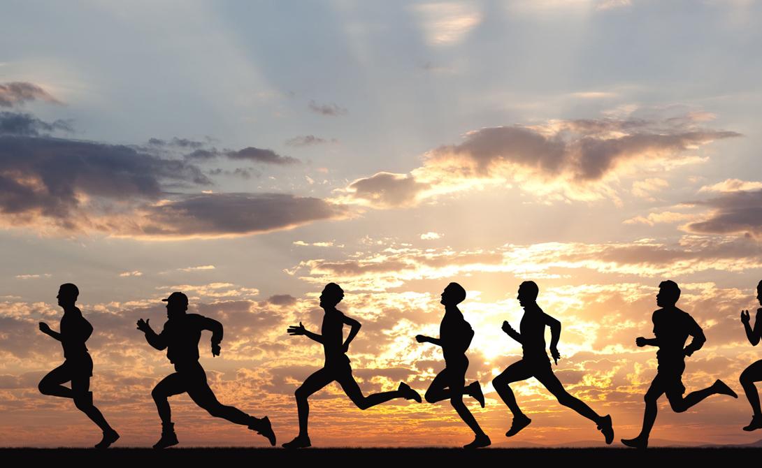 Медленно и уверенно Первая ошибка новичка — чрезмерный энтузиазм. Конечно, вам может показаться, что ежедневные марафоны по 4-5 километров приведут тело в форму максимально быстро, однако, это далеко не так. После первой же серьезной пробежки вы почувствуете такую нагрузку, что переживать ее будете еще неделю. А там и запал пройдет. Не поддавайтесь соблазну: начинайте с малого, просто не пропускайте тренировок.