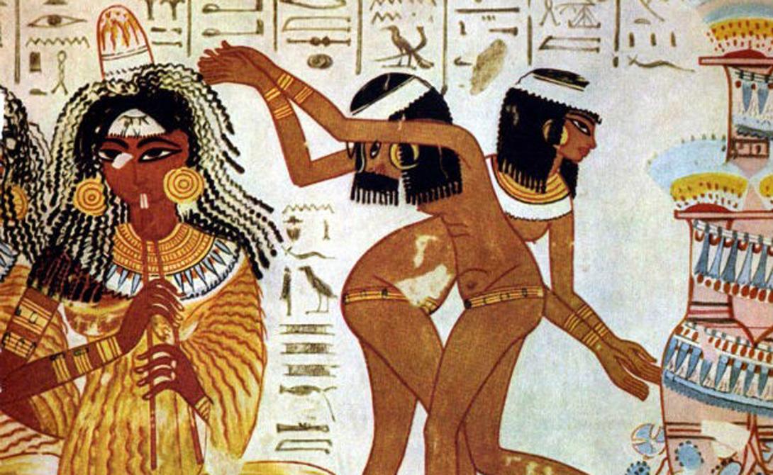 Древние египтяне верили: покойнику в следующей жизни нужны не только драгоценности, но и рабы. Вместе с фараонами заживо замуровывали тысячи людей.