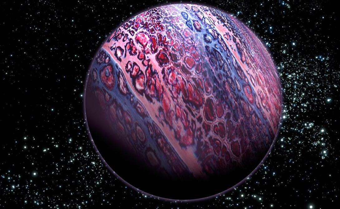 Конечно, планеты предлагают пару гораздо более мягких источника энергии: тепло и свет. Жизнь на Земле зависит от солнечного света и вполне справедливо предполагать, что экзопланеты у других звезд будут пользоваться энергетическими запасами своих собственных солнц.