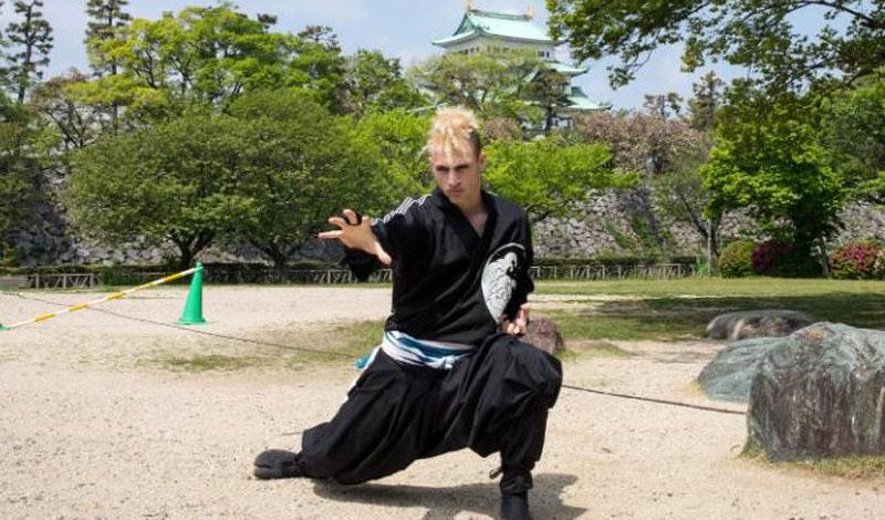 Это честь — быть признанным ниндзя представителями самой древней боевой культуры мира. Япония, наконец, открывает границы всем желающим. — Крис О'Нил, сертифицированный ниндзя