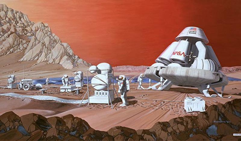 Более 100 000 человек подали заявку на поездку в один конец, чтобы колонизировать Марс. Экспедиция Mars One запланирована на 2022 год.