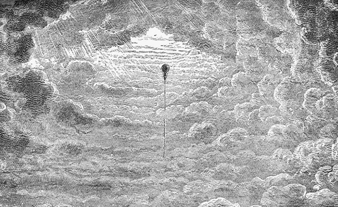 Впервые Глэйшер задумал покорять небо, обследуя горные пики Ирландии. Облака часто скрывали горы и ученый заинтересовался, как они формируются, из чего состоят и каковы причины столь быстрого формирования облаков. Интерес возрос многократно, когда Джеймс впервые попал в обсерваторию.