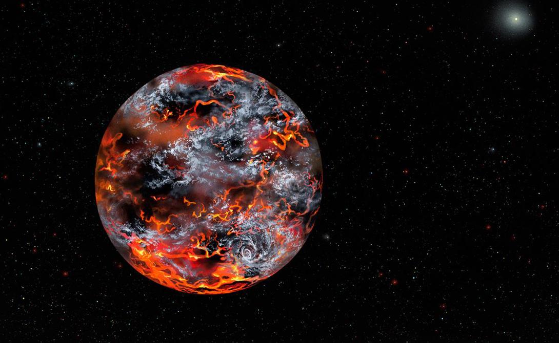 Но жизнь, сама по себе, возможно и вовсе не нуждается в теплой и уютной планетарной обстановке. Если все ингредиенты уже содержатся в космосе, то и жизнь могла зародиться там же.
