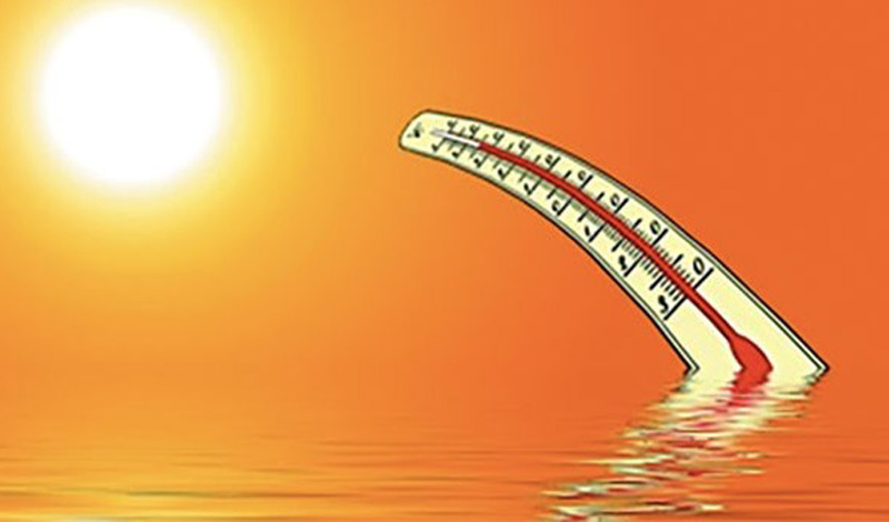 Средняя температура поверхности -63 градусов по Цельсию.