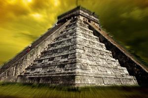 C7WAEW Mexico, Chichen Itza, El Castillo