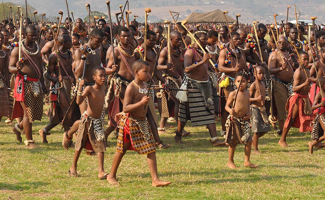 Свазиленд Продолжительность жизни: 47.36 года В Свазиленде, небольшой развивающейся страны в Южной Африке, ВИЧ / СПИД и туберкулез являются основными причинами низкой продолжительности жизни. Грубо говоря, Свазиленд имеет самый высокий уровень ВИЧ-инфекции в мире: около 26% всех взрослых заражены этой смертельной болезнью.