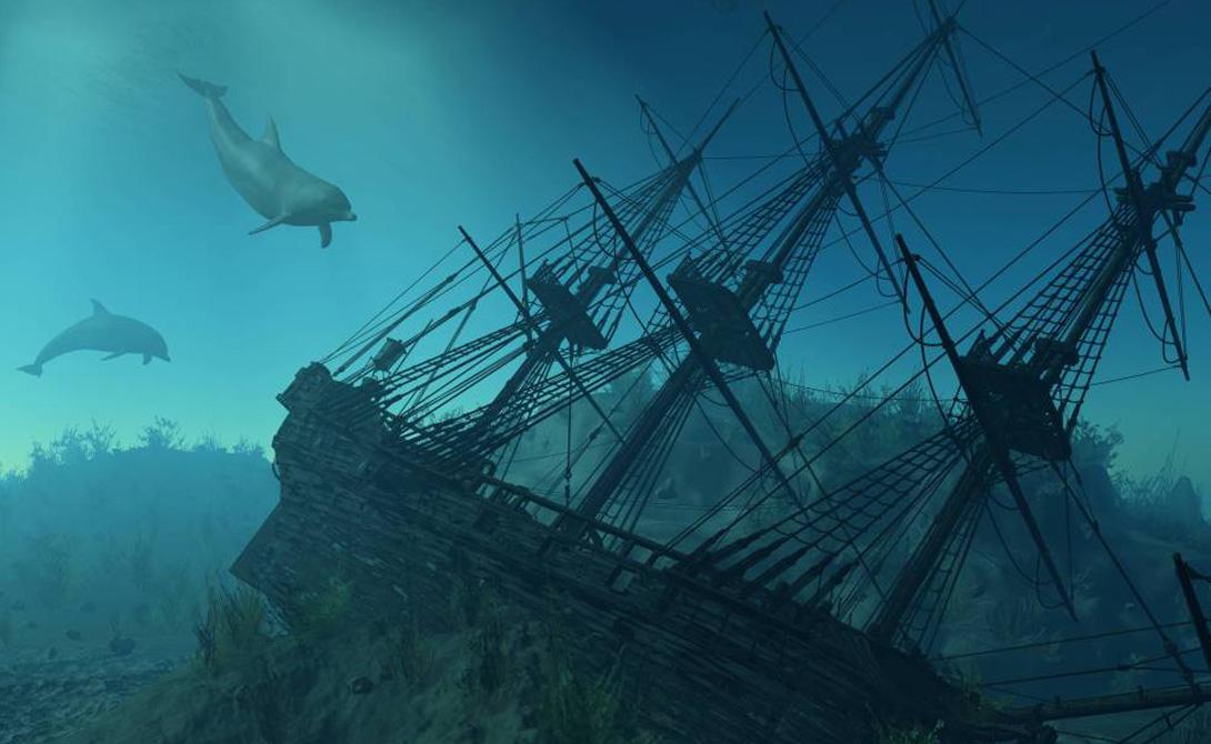 Судьба экипажа Корабль утащил за собой в пучину 18 человек. Прочие же — 40 матросов и капитан, смогли спастись на шлюпках. Судя по тому, сколько погибло людей, судно тонуло очень быстро. Шансов снять с него драгоценный груз практические не было.