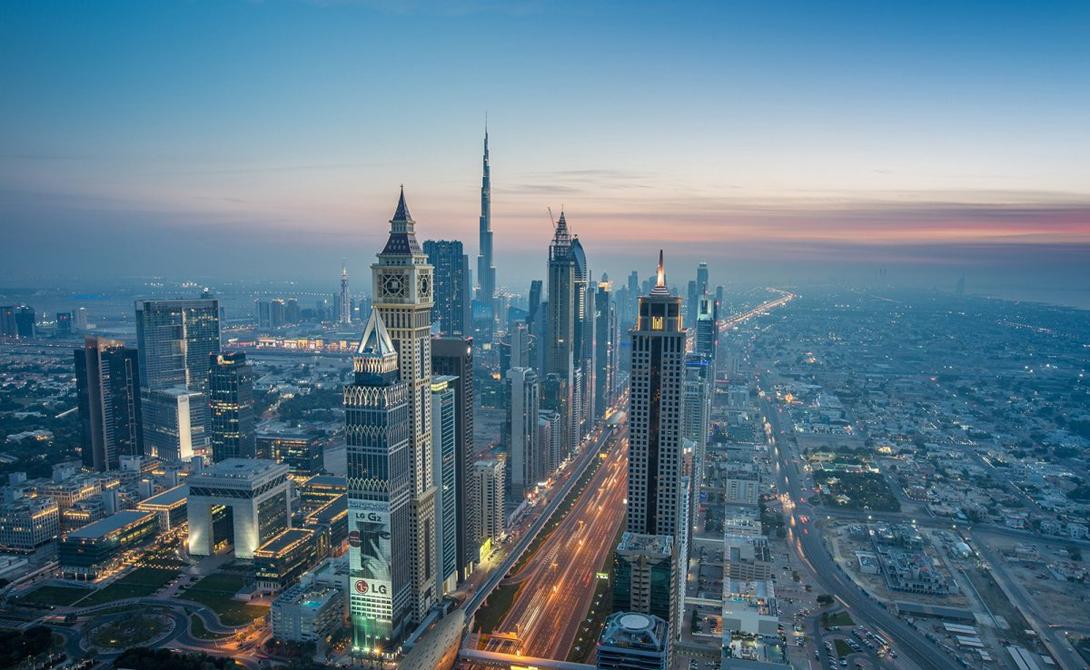 Дубай, Объединенные Арабские Эмираты Фотограф: Мориш Абхар