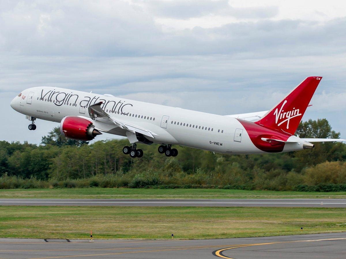 Головное отделение концерна великого Брэнсона, Virgin Atlantic, также не имело ни одной аварии.